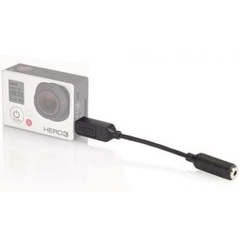 GOPRO ADAPTADOR MICRO 3.5MM