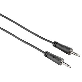 CABLE HAMA AUDIO JACK 3,5ST  M-3,5ST M1,5M  122308