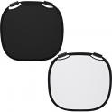 "REFLECTOR BLACK/WHITE L (120CM/47"")"