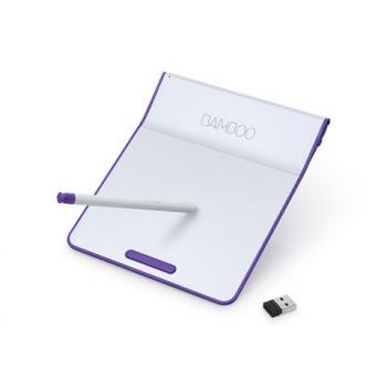 WACOM BAMBOO PAD WIRELESS PURPLE CTH-300U