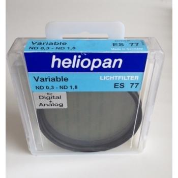 HELIOPAN GRIS VARIO 58MM SLIM ND 0,3-ND1.8