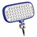 FOCO METZ DE LED PARA MOVIL LED-72 AZUL