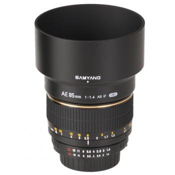 SAMYANG 85MM F.1.4 SONY