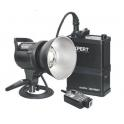 FLASH ESTUDIO PORTATIL GODOX RS400P CON BATERIA
