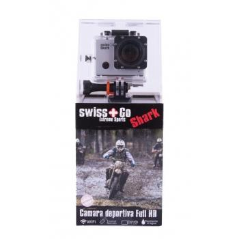 CAMARA DEPORTIVA SWISS-GO SHARK WIFI FULLHD 5MP  298302