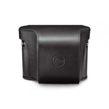 LEICA EVER-READY CASE Q (TYP 116), BLACK LEATHER