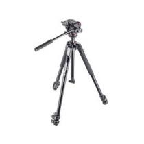 KIT TRIPODE MANFROTTO MFMT190X3-2W + ROTULA 2 WAY ALUMINIO