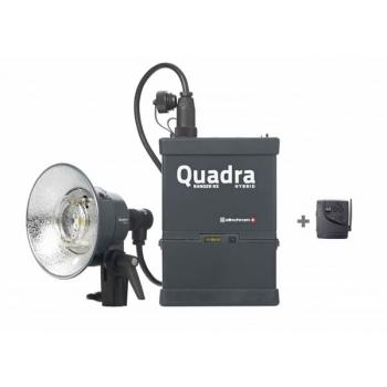KIT ELINCHROM QUADRA LIVING LIGHT    EL10430.1