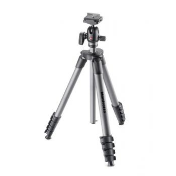 TRIPODE MANFROTTO MFMKCOMPACTADVB COMPACT ADVANCED NEGRO