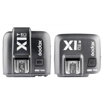 GODOX DISPARADOR FLASH RADIO KIT X1C PARA CANON