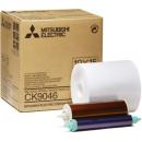 PAPEL MITSUBISHI CK9046 10X15 600 COPIAS (PARA PC/MAC)