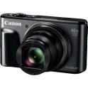 CANON POWERSHOT SX720 NEGRA -20.3 MPX - ZOOM 40X- WIDE 24MM - WIFI-FULHD