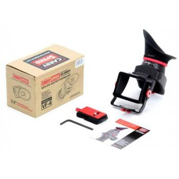 VISOR CARRY SPEED PARA DSLR VF-4 PLUS (ZAPATA MANFROTTO 501 VIDEO)