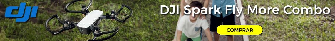 DJI Spark - Fly More Combo White