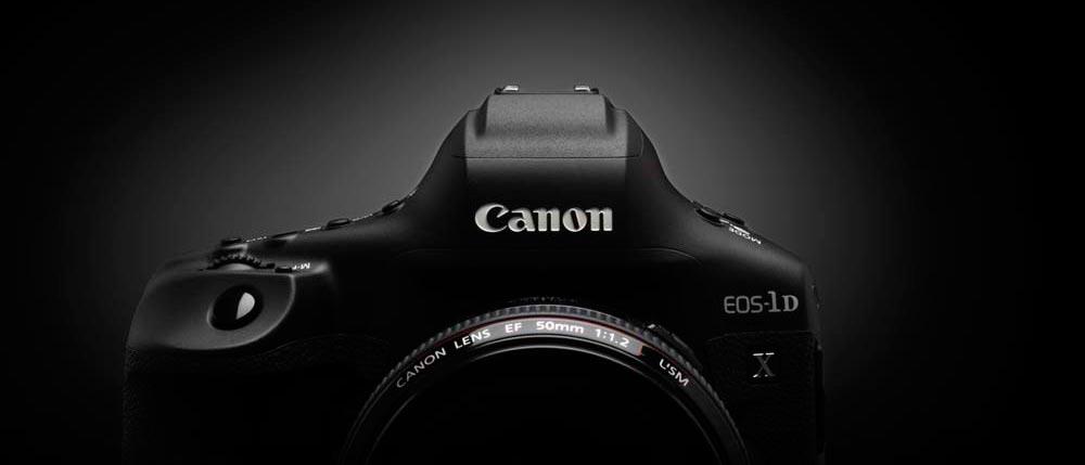 1Dx Mark III - Foto de cámara con objetivo