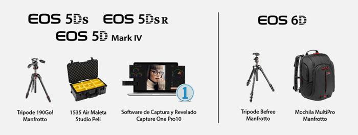 Promoción Canon EOS Full-frame