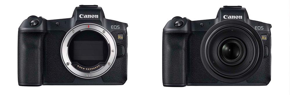 Canon EOS Ra - Cuerpo y kit con objetivo