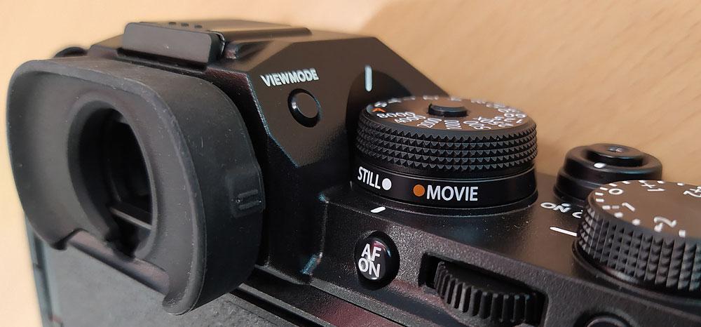 Fujifilm X-T4 - Detalle ocular