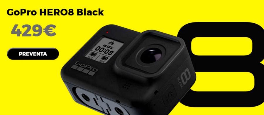GoPro HERO8 Preventa - Tienda online