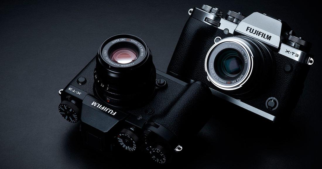 Nueva Fujifilm X-T3 (Silver y Black)