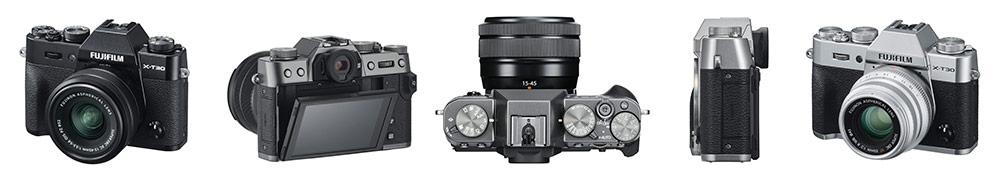 Fujifilm X-T30 (Fuji XT30)