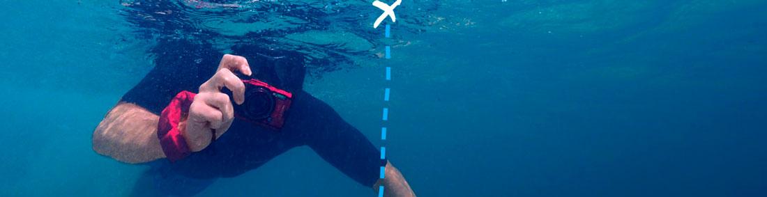 Olympus TG-6: SUmergible 15 metros