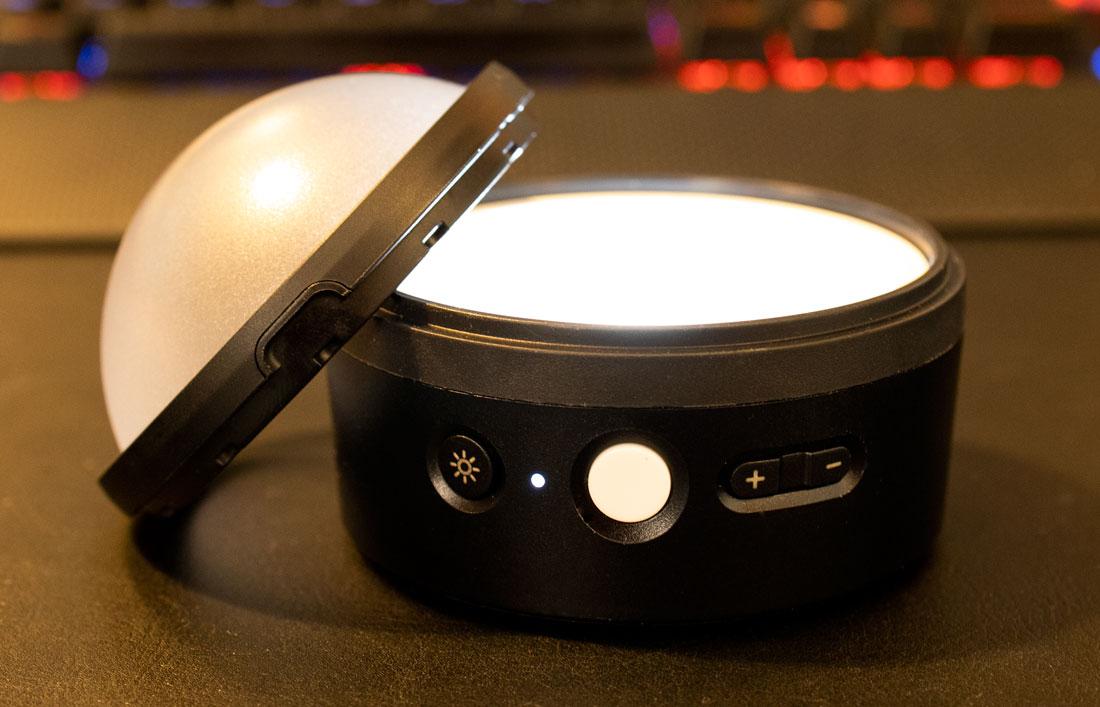 Profoto C1 Plus con Clic Dome magnético