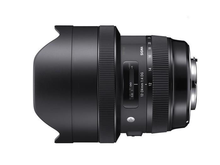 Nuevo Sigma 12-24 - Photokina