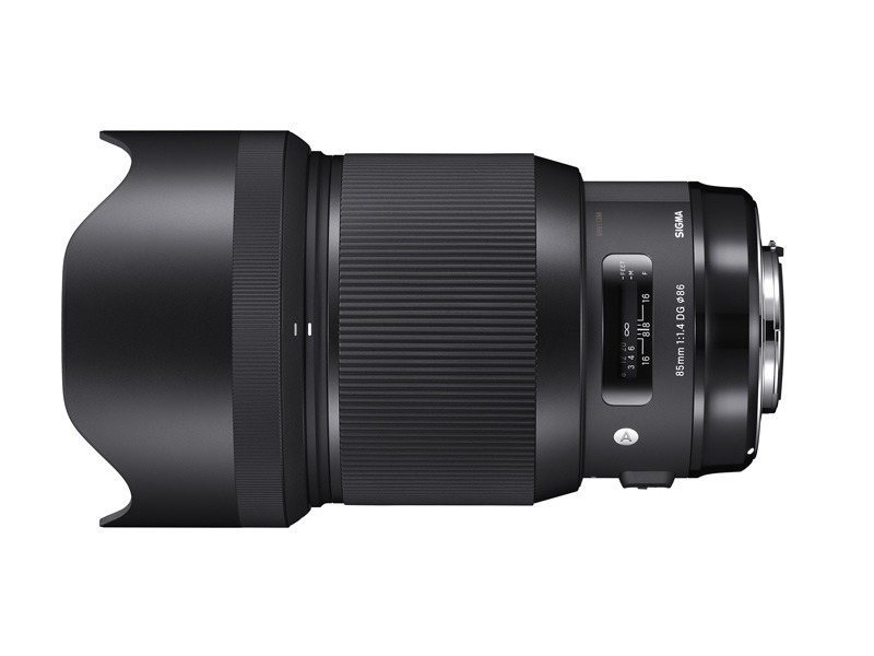 Nuevo Sigma 85mm F1.4 ART - Photokina