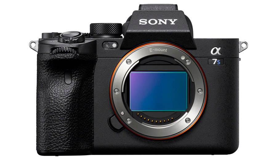 Sony A7sIII - Vista Frontal