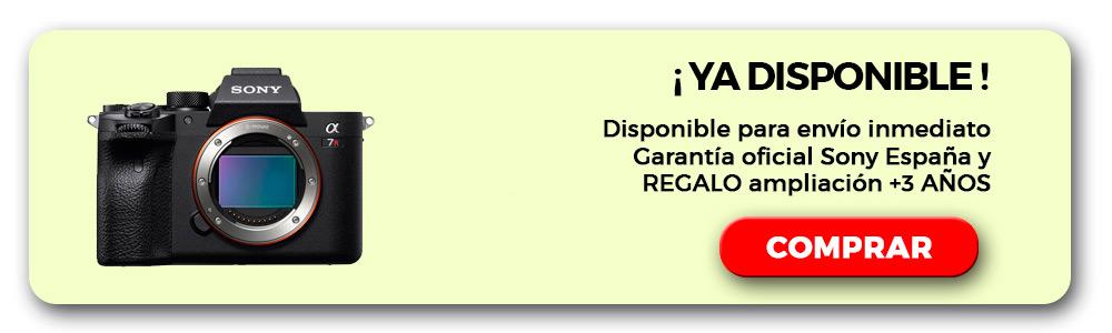 Comprar Sony A7r IV