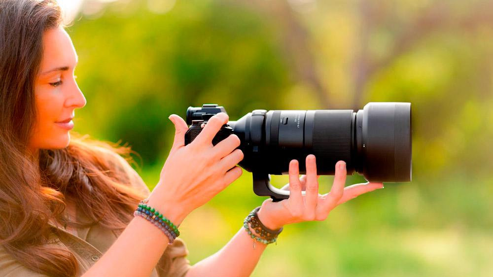 Tamron 150-500mm - Fotografía de ambiente
