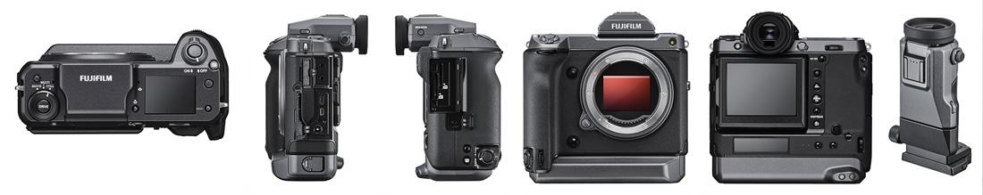 Vistas Fujifilm GFX100