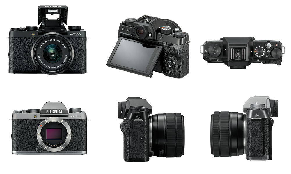 Fujifilm X-T100 Fotos