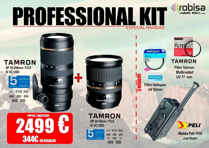 Promociones Tamron - Robisa