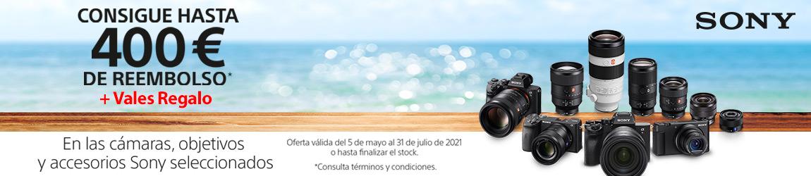 Cashback Verano Sony 2021