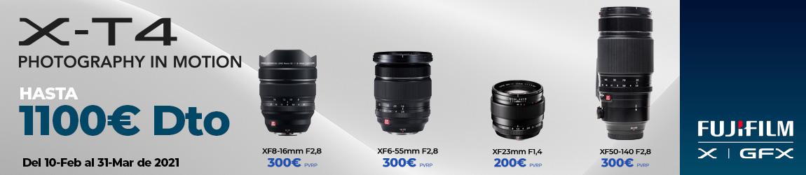 Oferta Fujifilm X-T4