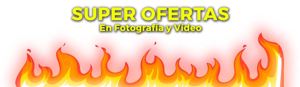 Comprar ofertas en fotografía y vídeo de nuestra tienda online