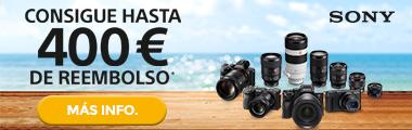 Cashback Sony España