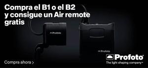Promoción Profoto Air Remote TTL Gratis