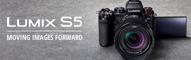 Nueva Panasonic S5 (Lumix S5)