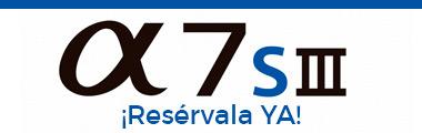 Sony A7s III - Reserva