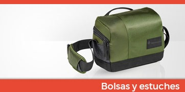 Bolsas y estuches manfrotto