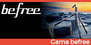Gama Manfrotto Befree