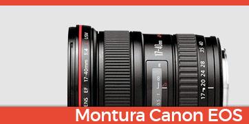 Montura Canon EOS
