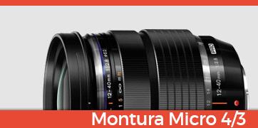 Montura Micro 4/3