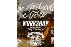 Workshop The Spectacular Now - 7, 8 y 9 de Mayo