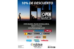 Robisa Open Days en Mallorca: 25 al 29 de Julio